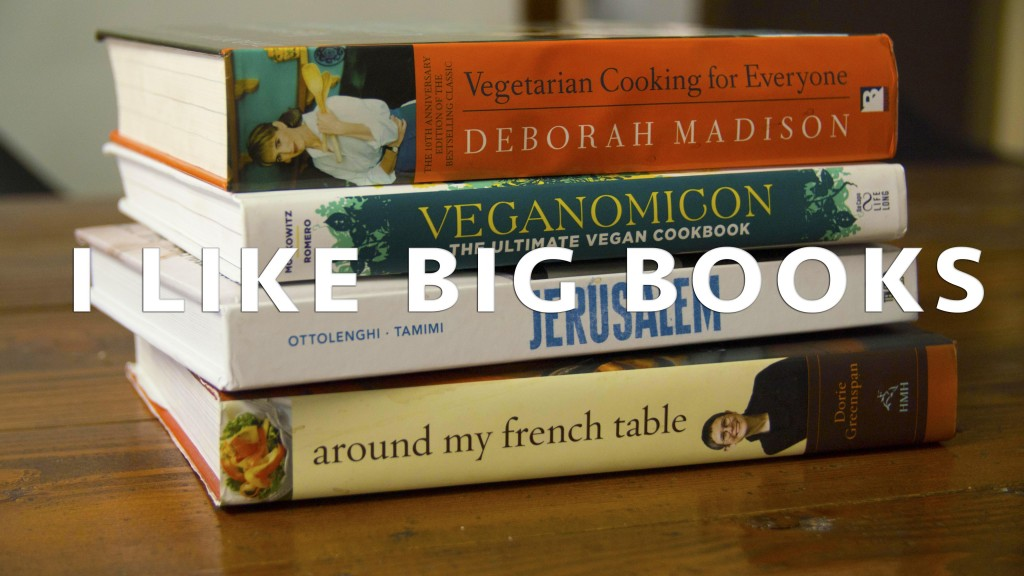 Cooking from Cookbooks: An Introduction
