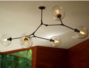 Lindsey-Adelman-Globe-Branching-Bubble-Chandelier-110v-220v-Modern-Chandelier-Light-Lighting-6-Head-Free-shipping