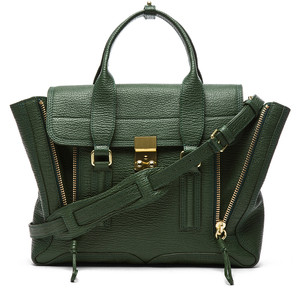 Pashli Medium Tote Jade