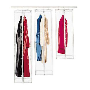 Container Store Peva See Through Garment Bags