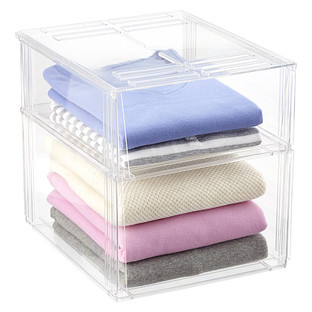 Container Store: Stacking Sweater Bins