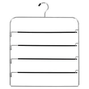 Container Store: Four Tier Pant Hanger