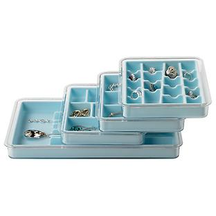 Container Store: Stacking Jewelry Organizer